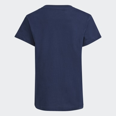 Barn Originals Blå Trefoil Tee