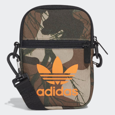 Originals Beige Camo Festival Bag