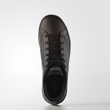 Tenis Advantage Clean Negro Niño Sport Inspired