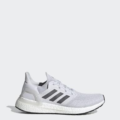 Erkek Koşu Grey Ultraboost 20 Ayakkabı