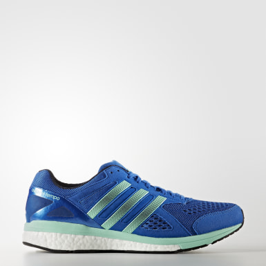 adizero tempo m Azul Hombre Running