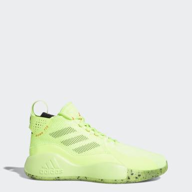 Sapatos D Rose 773 2020 Verde Basquetebol