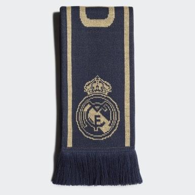 Sciarpa Real Madrid Blu Calcio