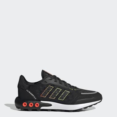 Men's Originals Black LA Trainer 3 Shoes