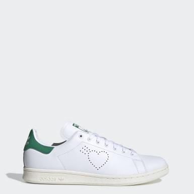 Männer Originals Stan Smith Human Made Schuh Weiß