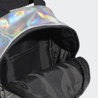ผู้หญิง Originals สีเงิน กระเป๋าเป้ขนาดเล็ก