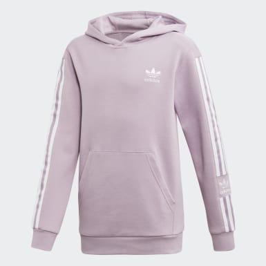 фиолетовый Худи New Icon