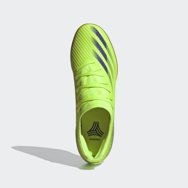 Scarpe da calcio X Ghosted.3 Indoor Verde Futsal