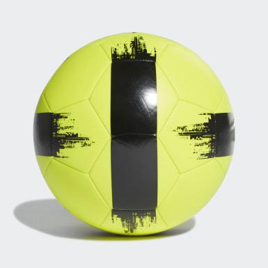Mænd Fodbold Gul EPP 2 bold
