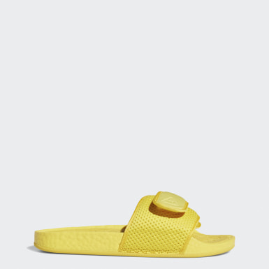 Originals Gold Chancletas Hu Slides