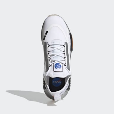 Tenis NMD_R1 Spectoo Blanco Hombre Originals