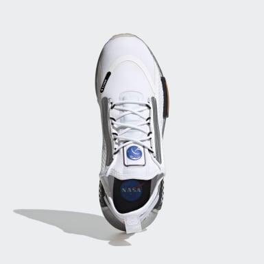 Zapatillas NMD_R1 Spectoo Blanco Hombre Originals