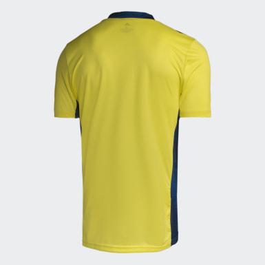 Camisa Goleiro Internacional Amarelo Homem Futebol