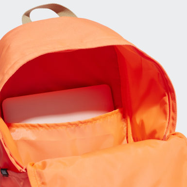 Handball Orange Classic Backpack