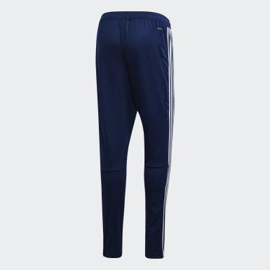 ผู้ชาย เทรนนิง สีน้ำเงิน กางเกงเทรนนิงขายาว Tiro 19
