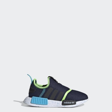 Children Originals Blue NMD 360 Shoes