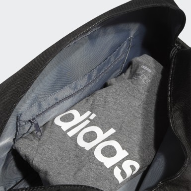 Training Black Graphic Duffel Bag