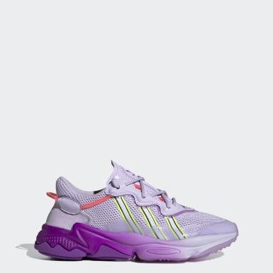Sapatos OZWEEGO Roxo Mulher Originals
