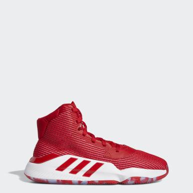 Basketball Rød Pro Bounce 2019 sko