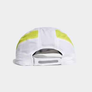 Casquette AEROREADY Retro Tech Reflective Runner blanc Course