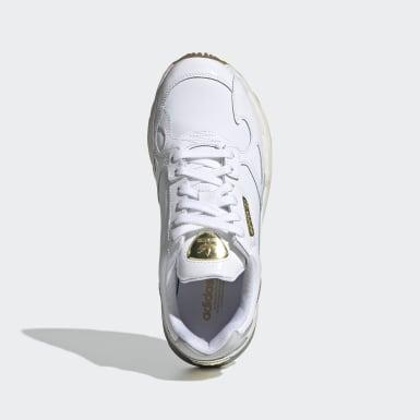 Sapatos Falcon Branco Mulher Originals
