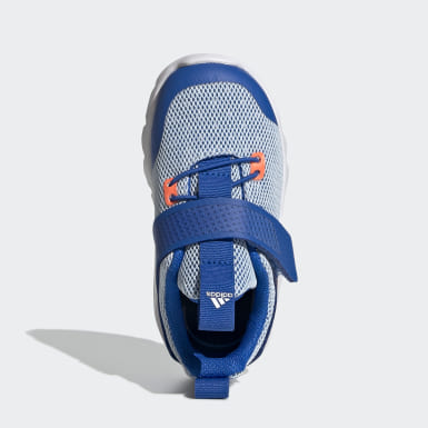 Barn Löpning Blå RapidaFlex Shoes