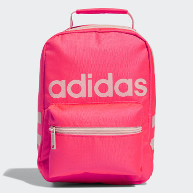 Essentials Pink Santiago Lunch Bag