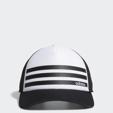 Linear 3-Stripes Trucker Hat