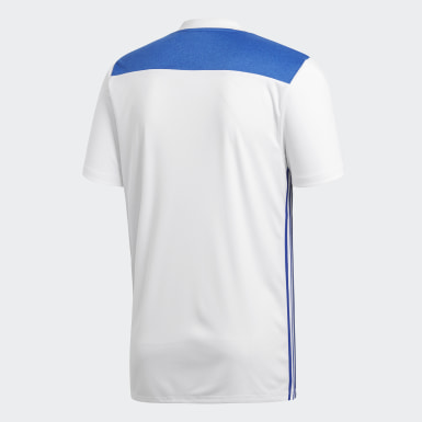 белый Футболка Regista 18