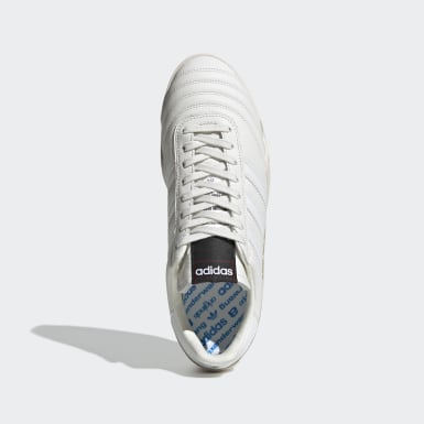 Originals White adidas Originals by AW B-Ball Soccer Shoes