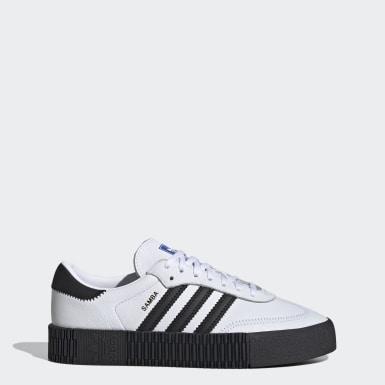 Kadın Originals White SAMBAROSE Ayakkabı