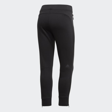 Frauen Athletics ID Glory Skinny 7/8-Hose Schwarz