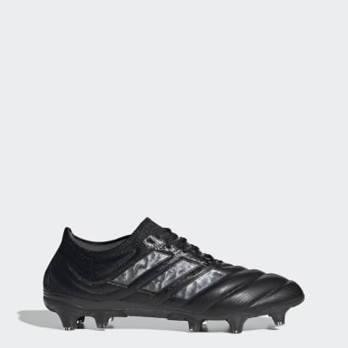 Women Football Black Copa 20.1 Firm Ground Boots