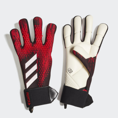 Fotboll Svart Predator 20 Competition Gloves