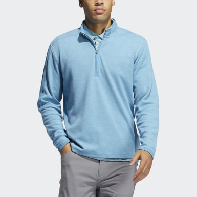 Haut 3-Stripes Quarter-Zip Hommes Golf