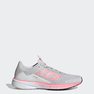 Women Running Grey SL20 SUMMER.RDY Shoes