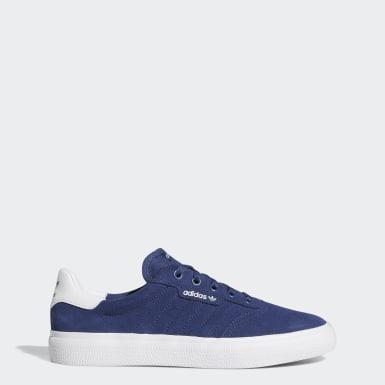 Sapatos 3MC Azul Mulher Originals