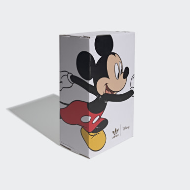 Heren Originals wit Disney Mickey Mouse Superstar Schoenen