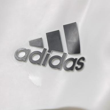 Yüzme Beyaz silicone logo bone