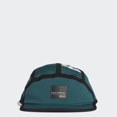 EQT Contrast Seam Five-Panel Hat