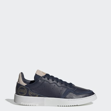 Scarpe Supercourt Blu Donna Originals