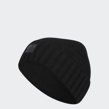 Men's Training Black Pine Knot 3 Beanie