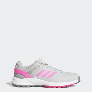 Women Golf Grey EQT Spikeless Golf Shoes