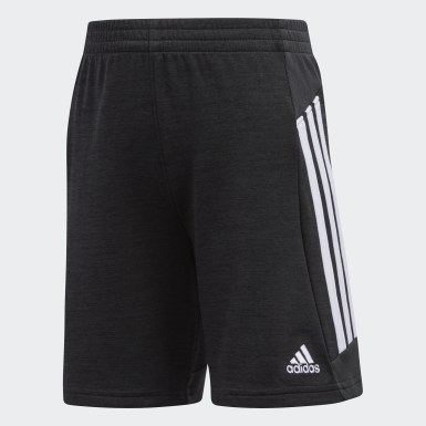 Children Training Black 4KRFT Mélange Shorts
