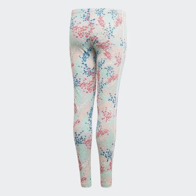 Mallas Flw Leggings - Corte Medio Multicolor Niña Originals