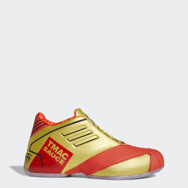 Men's Basketball Red T-Mac 1 McDonald's Shoes