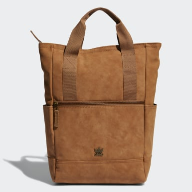 Tote 3 Suede Backpack