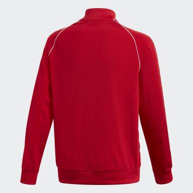 Børn Originals Rød SST træningstrøje