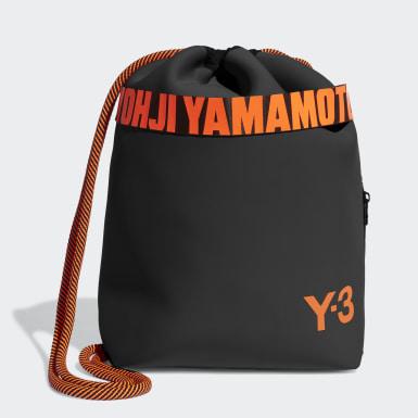 Y-3 Sort Y-3 gymnastikpose