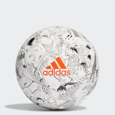 Voetbal wit Captain Tsubasa Mini Voetbal